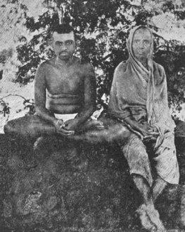 bhagavan-and-mother-skandashramam